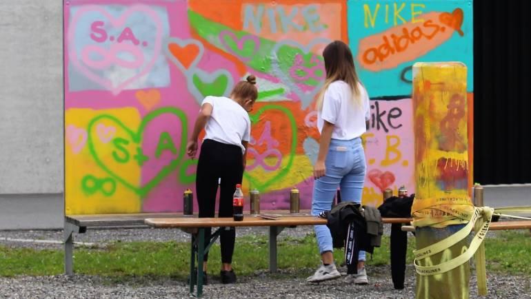 Jugendplatz Moos feierte Sommerabschluss