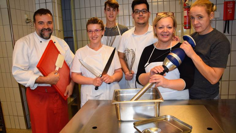 Neuer Küchenchef für die Häuser der Generationen Götzis und Koblach