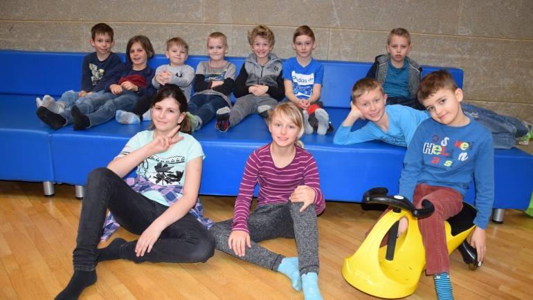 Schülerbetreuung im Frei-Raum in den Osterferien