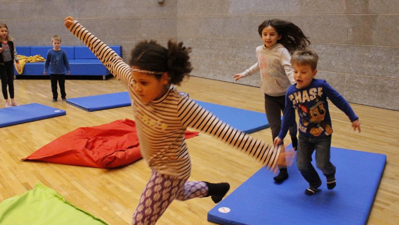 Ferienbetreuung für Schulkinder
