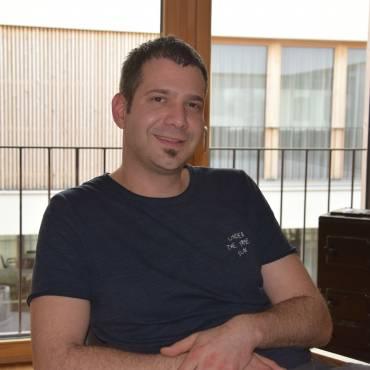 Emanuel Babel im Mitarbeiterportrait