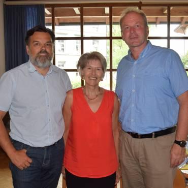 Seniorenhock mit Rita Kresser