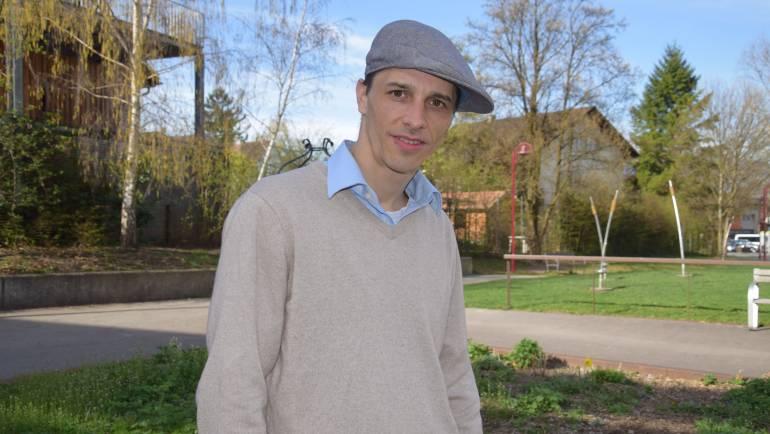 Francois Ferst im Mitarbeiterportrait
