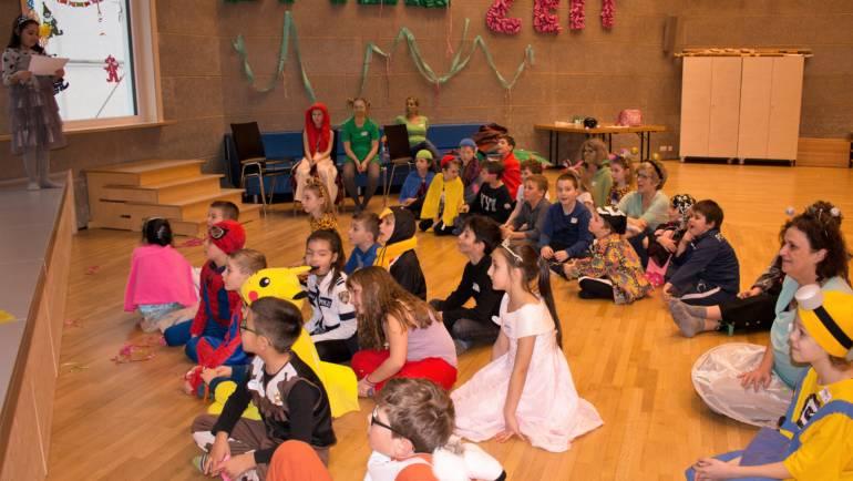 Faschingsfest in der Schülerbetreuung