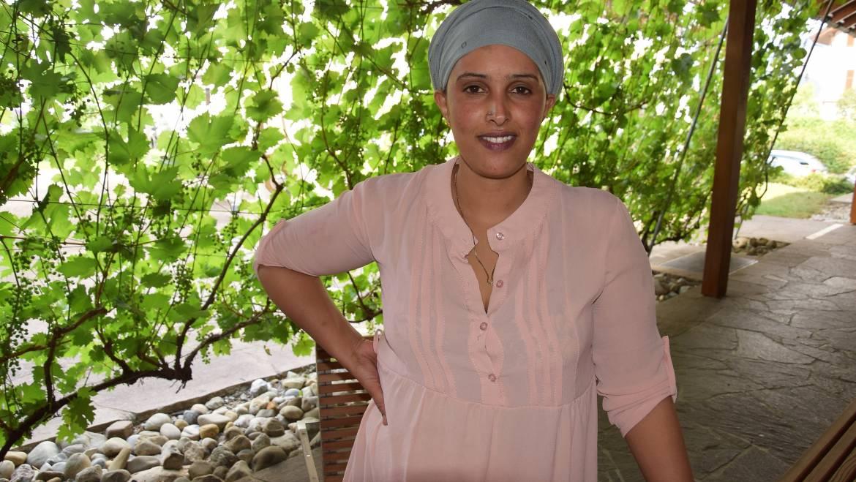 Hinda Abdilahi im Mitarbeiterportrait