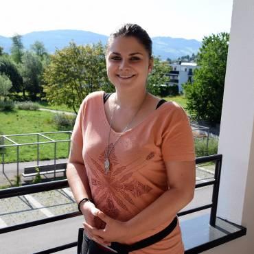 Janine Schaffarczik im Mitarbeiterportrait