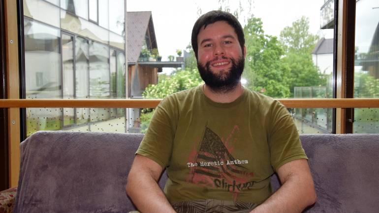 Thomas Amann im Mitarbeiterportrait