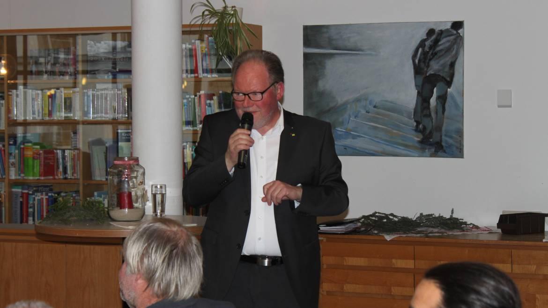 Ankündigung: Seniorenhock mit Altbürgermeister Werner Huber