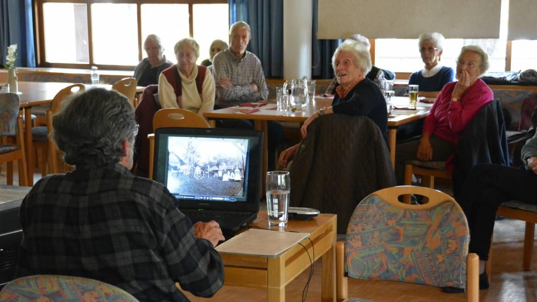 Seniorenhock mit Albert Keckeis
