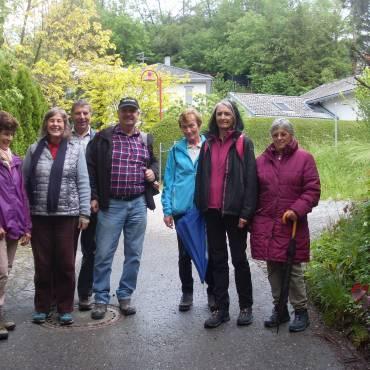 Zämma leaba-Wanderung in Hohenems und Altach