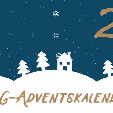 HDG-Adventskalender – Tür 24: Felix und Valentin schmücken den Christbaum