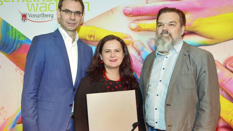 """Sozialdienste Götzis erneut als """"familienfreundlicher Betrieb"""" ausgezeichnet"""