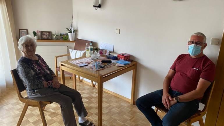 Corona: Weitere Lockerungen der Besuchsbeschränkung