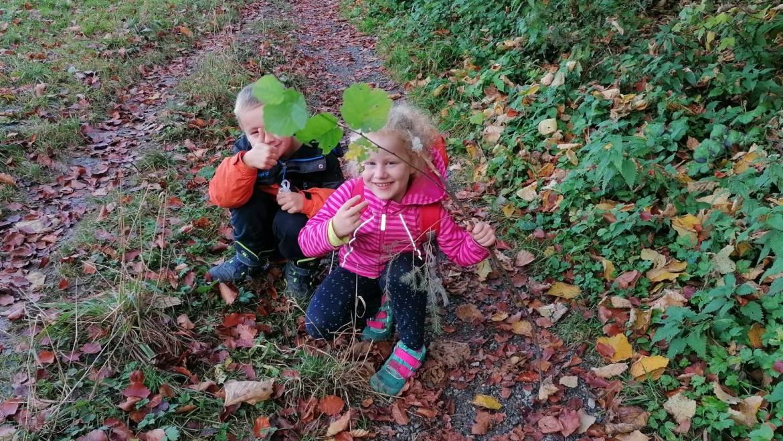 Kreative Herbstferien in der Schülerbetreuung