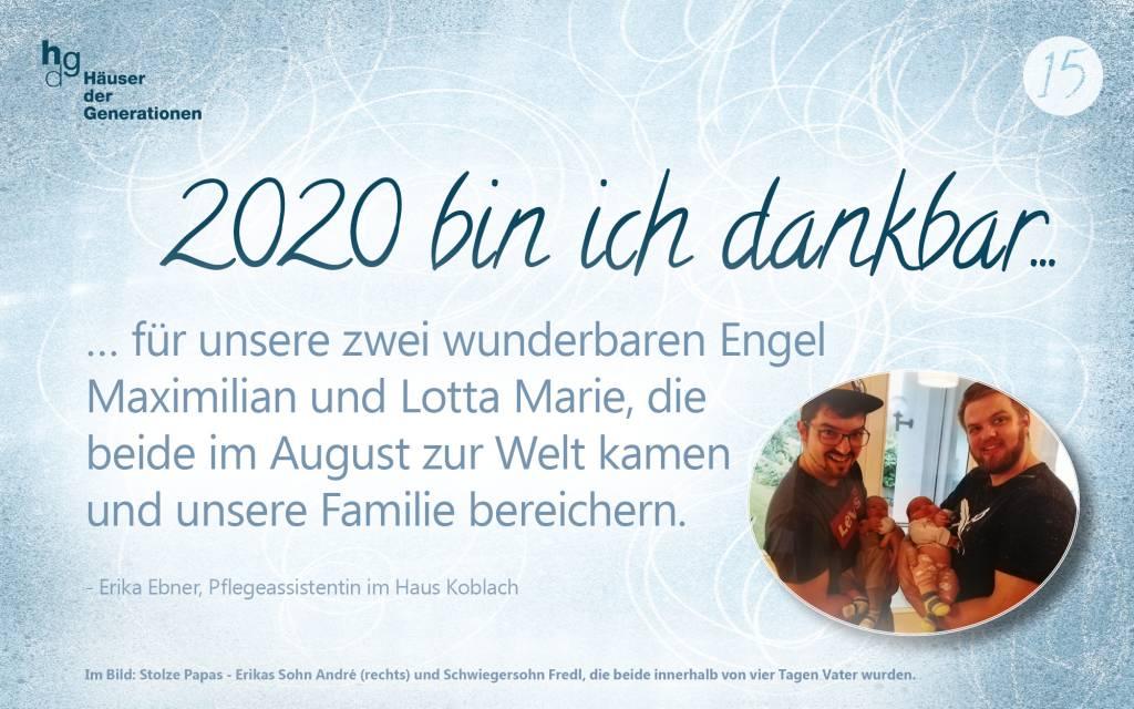 häuser der generationen adventskalender 2020