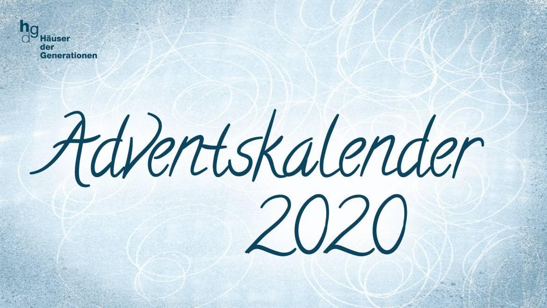 HDG-Adventskalender 2020
