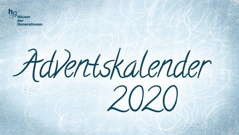 HDG-Adventskalender 2020