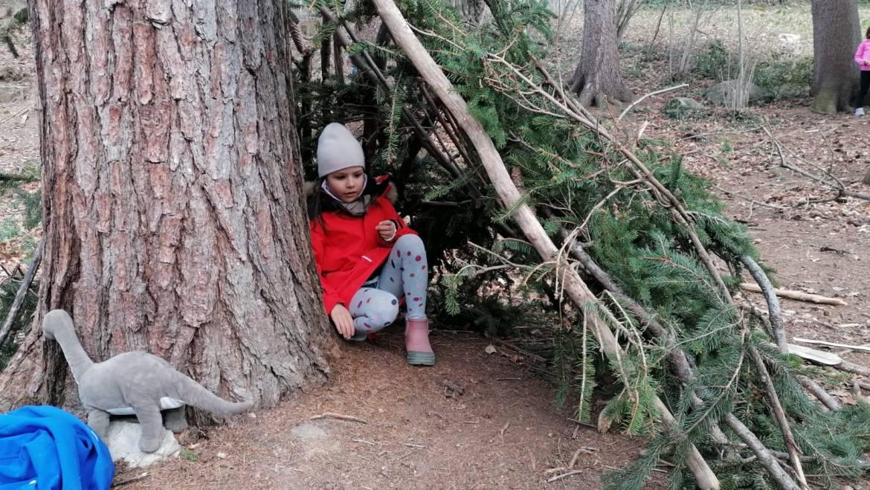 Waldnachmittage in der Schülerbetreuung