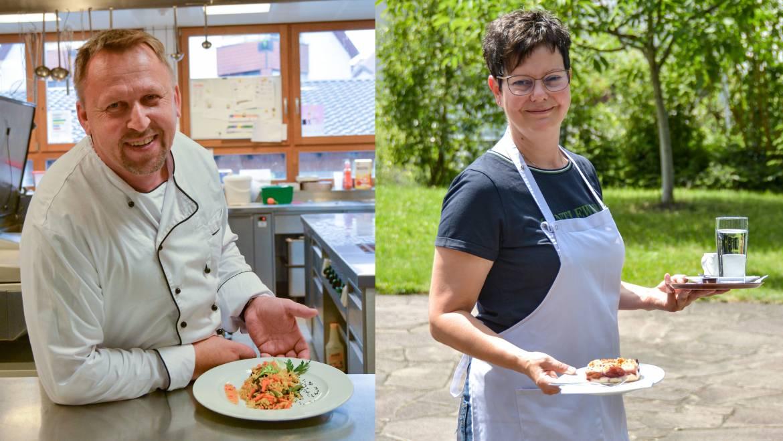 Zuwachs für das Cafeteria- und Küchenteam
